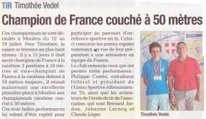La Tribune - Article 2015-07-23