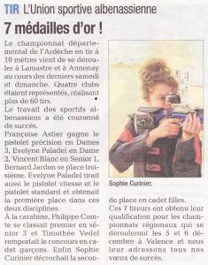 La Tribune - Article 2015-10-29
