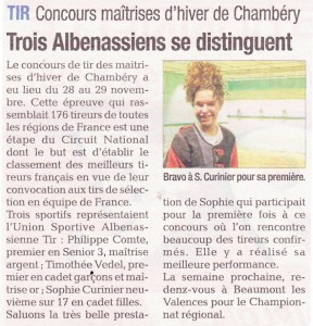La Tribune - Article 2015-12-03