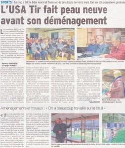 Le Dauphiné Libéré - Article 2015-10-JJ